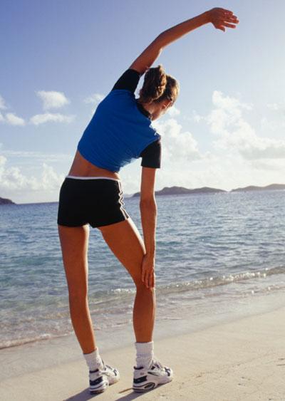 Гимнастика по-китайски, как похудеть,упражнения для